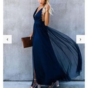 Vici Tulle Dress